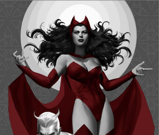 Avengers Origins Quicksilver  the Scarlet Witch 2013 1