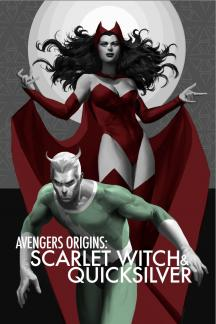 Avengers Origins: Quicksilver & the Scarlet Witch #1