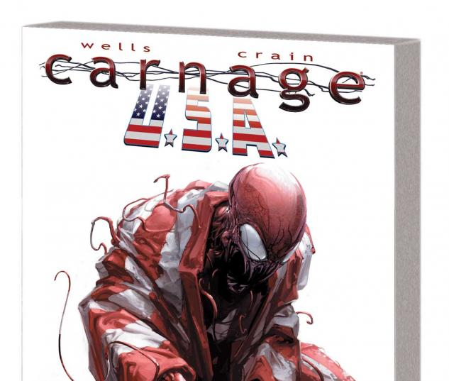 Carnage, U.S.A. TPB
