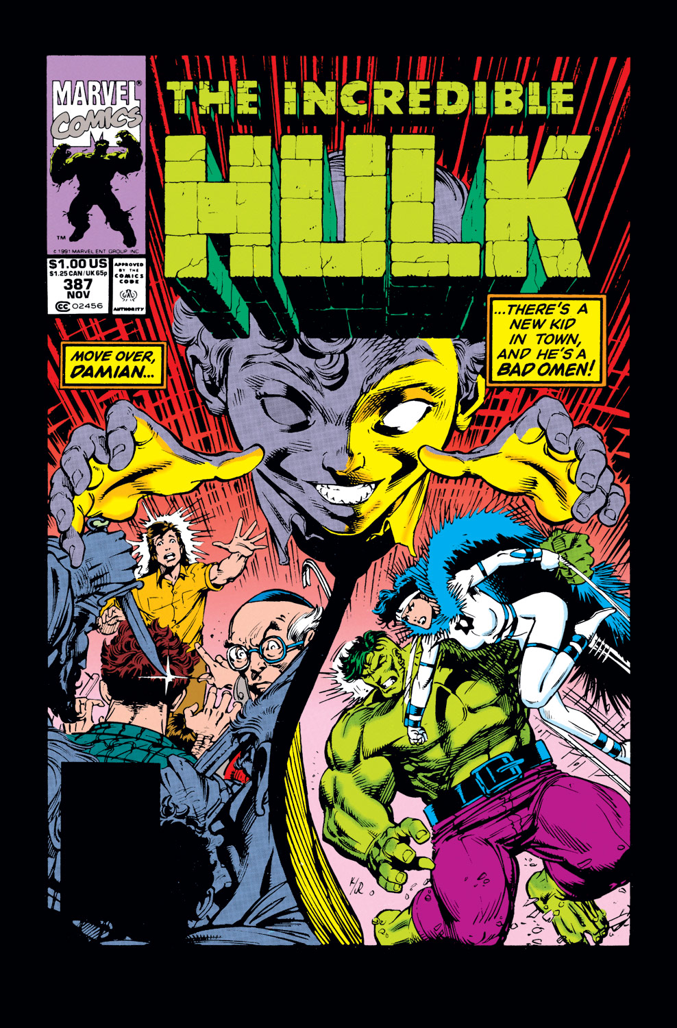 Incredible Hulk (1962) #387