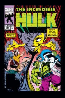 Incredible Hulk #387