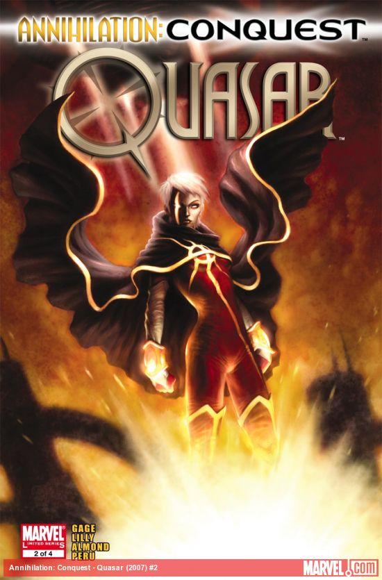 Annihilation: Conquest - Quasar (2007) #2