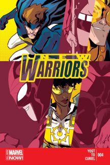 New Warriors #4
