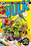 Incredible Hulk (1962) #199 Cover