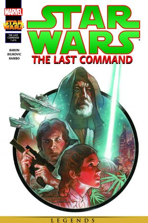 Star Wars: The Last Command (1997) #1