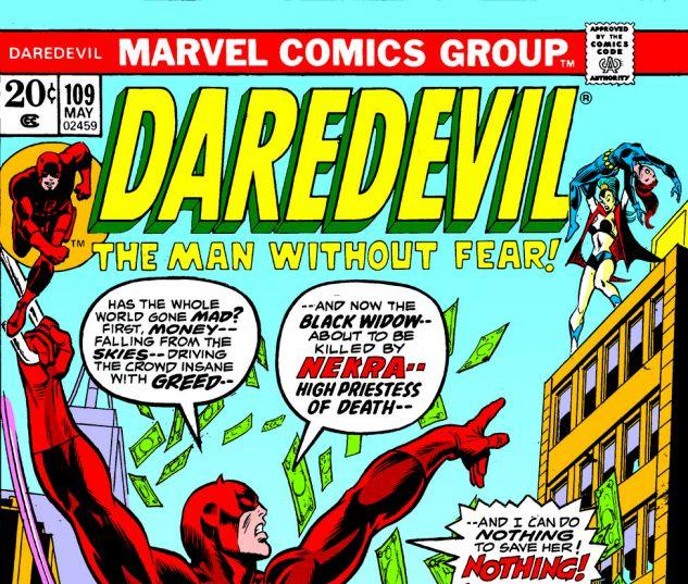 Daredevil (1963) #109