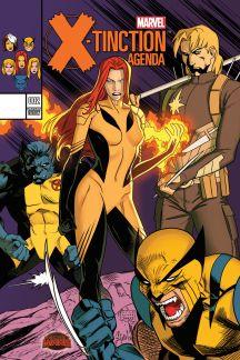 X-Tinction Agenda (2015) #2 (ANKA VARIANT)