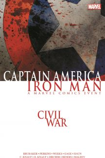 Civil War: Captain America/Iron Man (Trade Paperback)