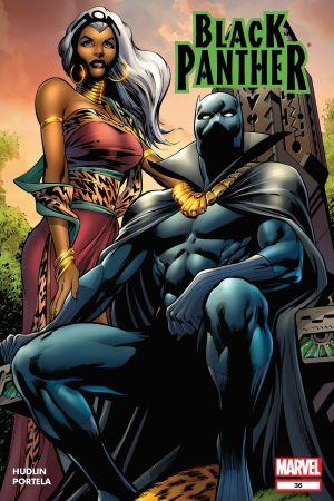 Black Panther (2005) #36