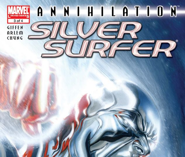 Annihilation: Silver Surfer (2006) #3