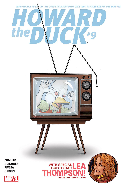 Howard the Duck (2015) #9