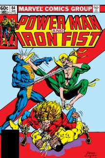 Power Man and Iron Fist #84