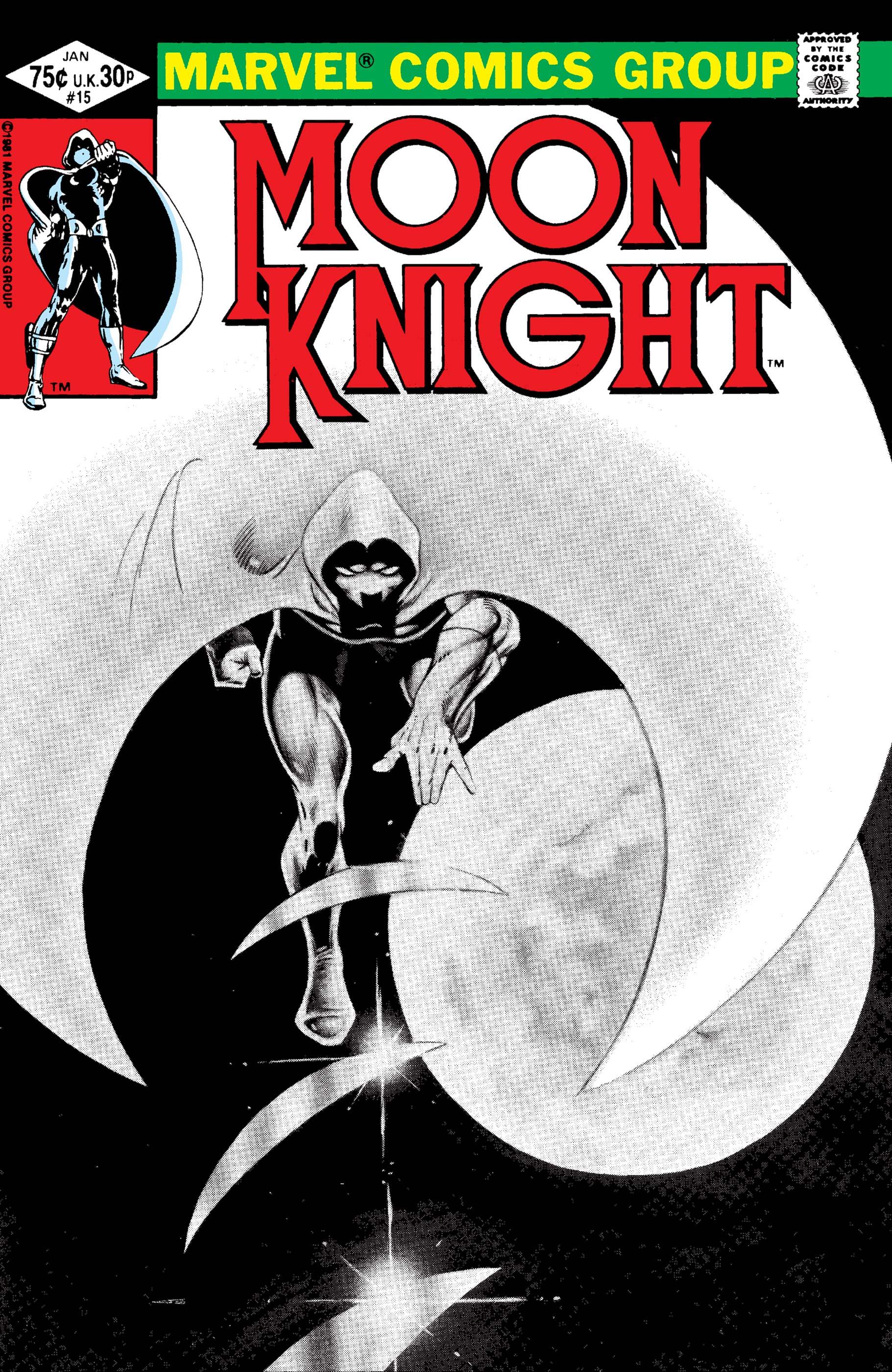 Moon Knight (1980) #15