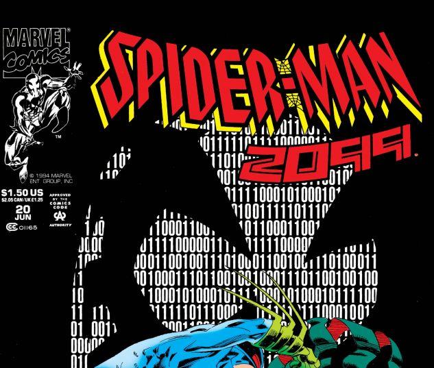 SPIDER-MAN 2099 (1992) #20