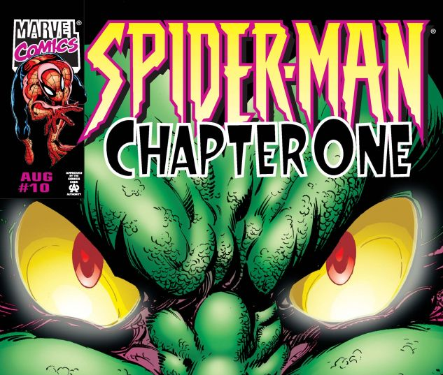 Spider-Man: Chapter One (1998) #10