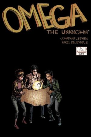 Omega: The Unknown (2007) #8