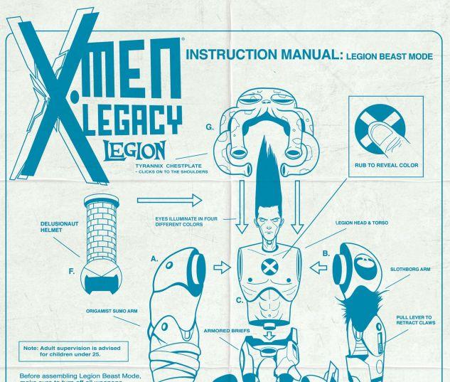 X-MEN LEGACY (2012) #20