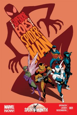 The Superior Foes of Spider-Man (2013 - 2015)
