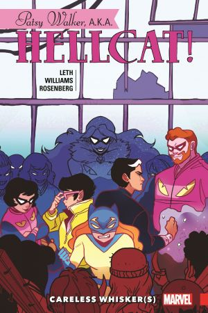 PATSY WALKER, A.K.A. HELLCAT! VOL. 3: CARELESS WHISKER TPB (Trade Paperback)