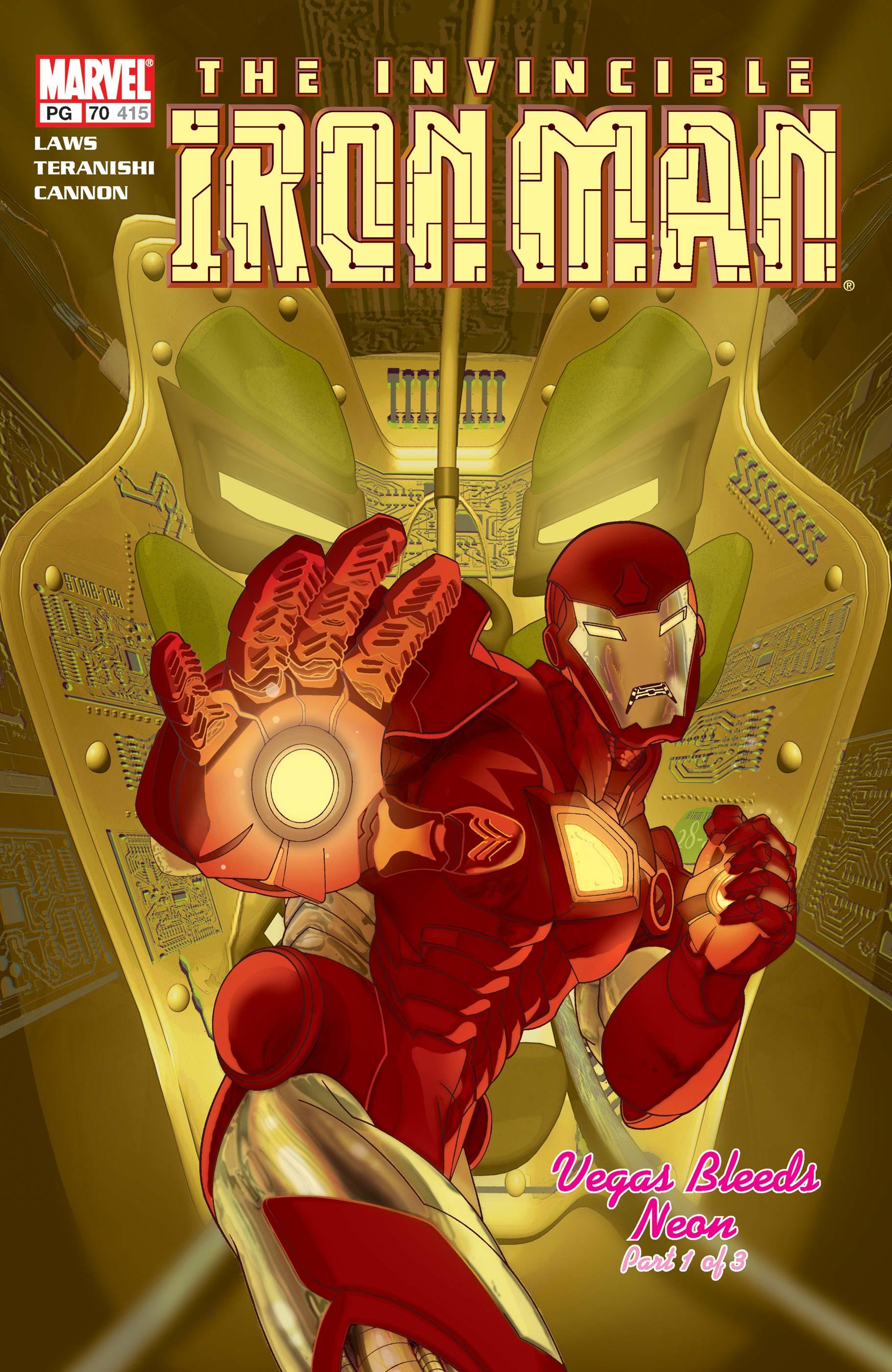 Iron Man (1998) #70
