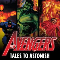 Avengers: Tales to Astonish (2017)