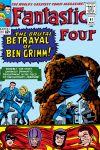 FANTASTIC FOUR (1961) #41