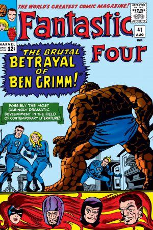 Fantastic Four #41