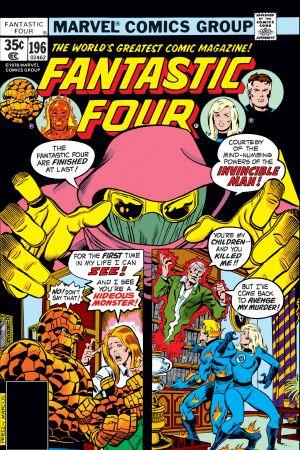 Fantastic Four (1961) #196