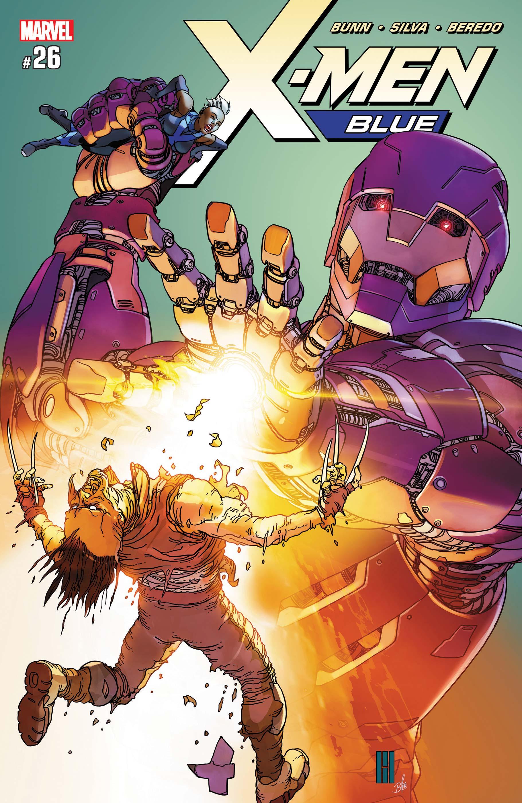 X-Men: Blue (2017) #26