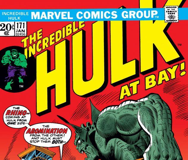 Incredible Hulk (1962) #171