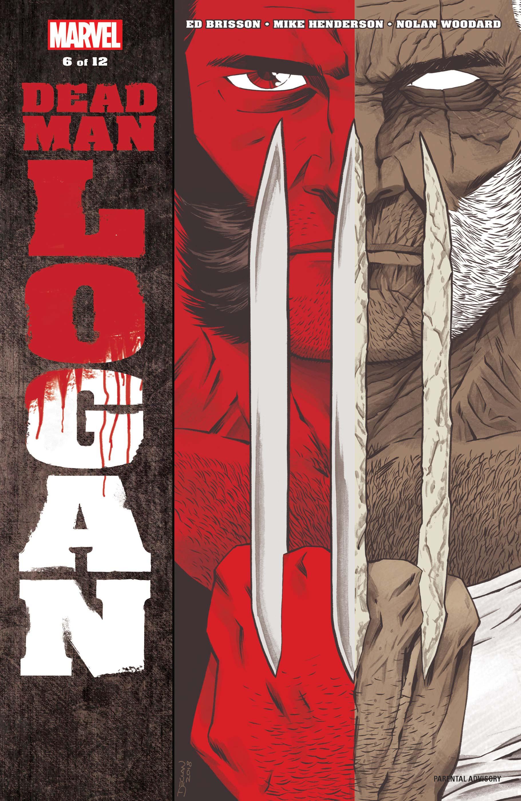 Dead Man Logan (2018) #6