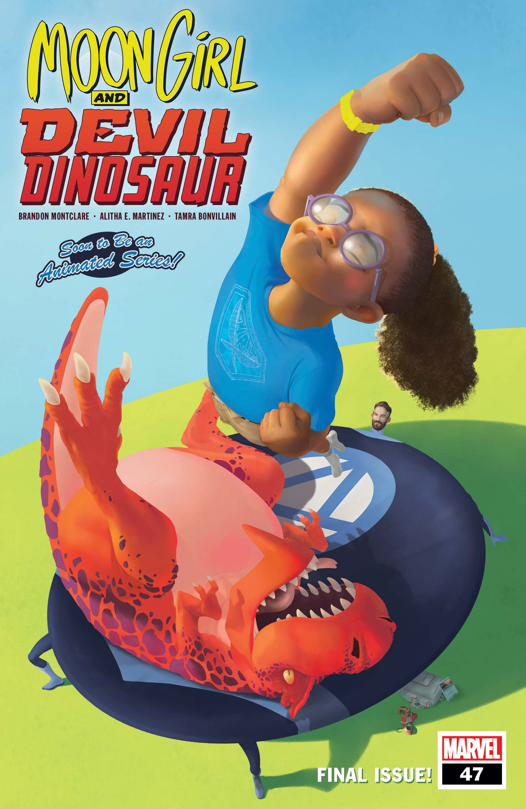 Moon Girl and Devil Dinosaur (2015) #47