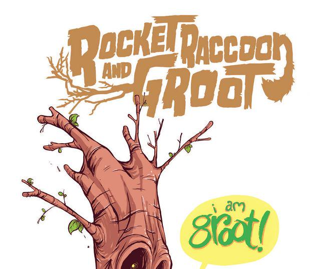 ROCKET RACCOON AND GROOT: TALL TAILS GN-TPB #1