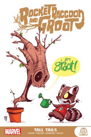 Rocket Raccoon and Groot: Tall Tails (Trade Paperback)