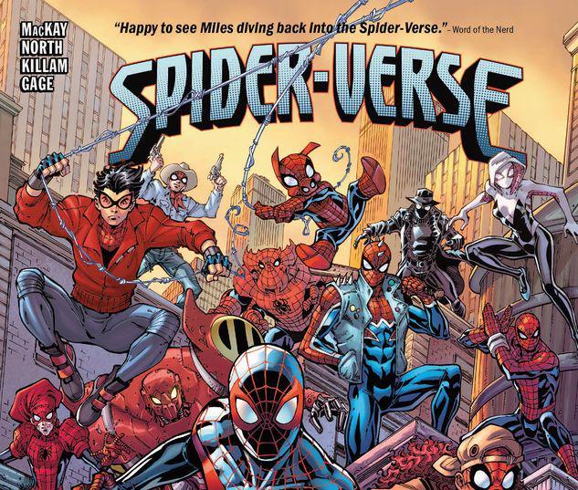 SPIDER-VERSE: SPIDER-ZERO TPB #1