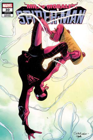 Miles Morales: Spider-Man (2018) #30 (Variant)