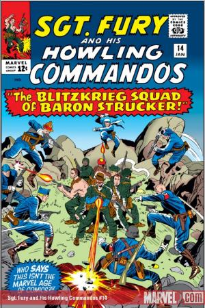 Sgt. Fury and His Howling Commandos (1963) #14