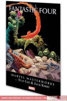 Fantastic Four, Vol. 1 (Marvel Masterworks) Stan Lee and Jack Kirby