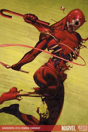 Daredevil (1998) #112 (ZOMBIE VARIANT (1 FOR 10))