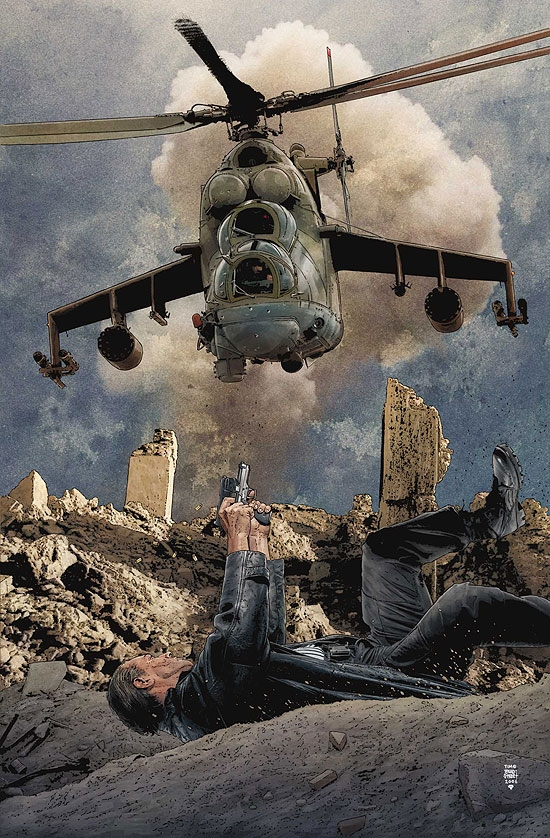 Punisher Max (2004) #40