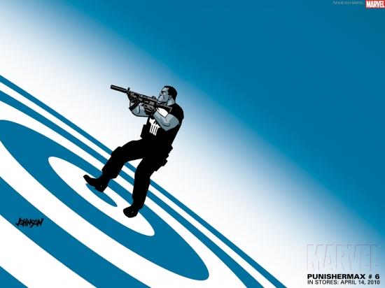 Punishermax (2009) #6 Wallpaper