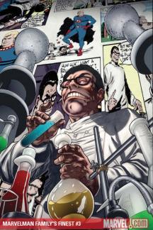 Marvelman Family's Finest #3