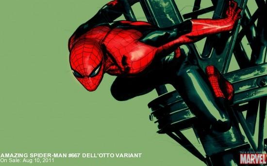 Amazing Spider-Man #667 Wallpaper
