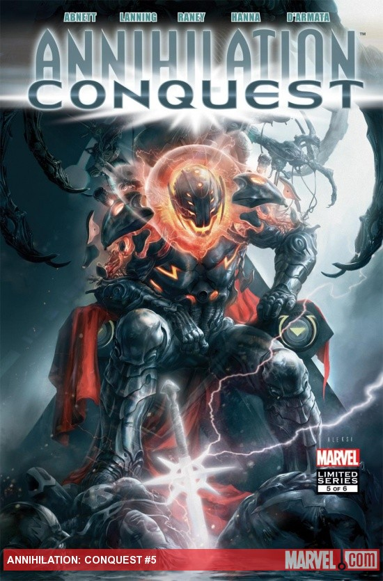Annihilation: Conquest (2007) #5