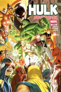 Hulk and Power Pack #4
