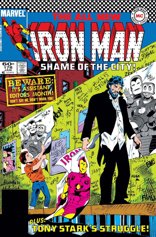 Iron Man (1968) #178