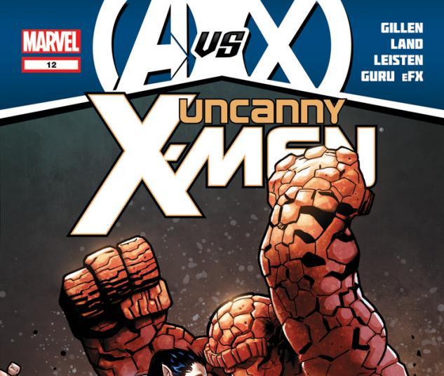 Uncanny X-Men (2011) #12