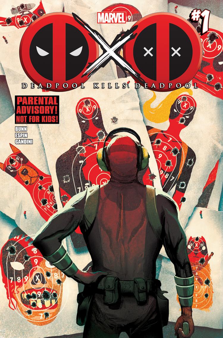 Deadpool Kills Deadpool (2013) #1