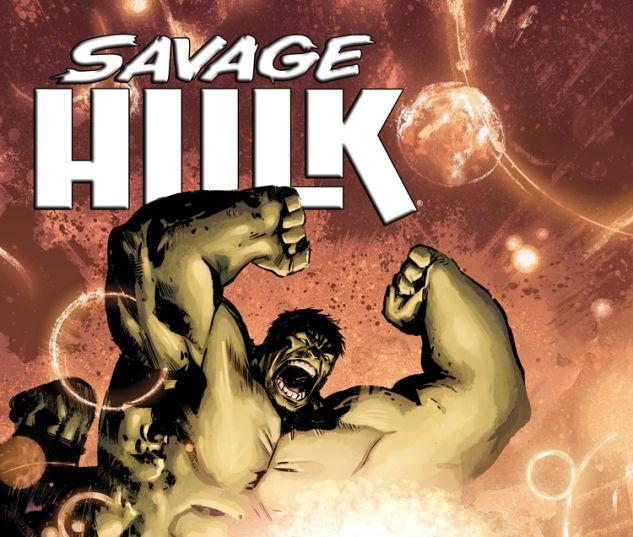 SAVAGE HULK 6 (WITH DIGITAL CODE)