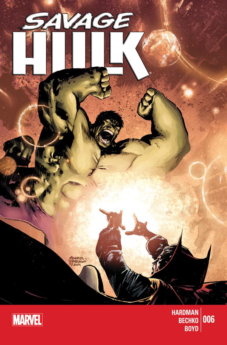 Savage Hulk (2014) #6